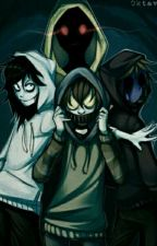 Creepypasta horror stories  by L-the-killer