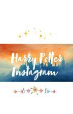 Harry Potter Instagram  by loggingoff_