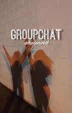 groupchat | jenzie • liliam by -lieberherwolfhard-