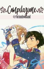 Compilazione. || AmourShipping. by BrinnHowland
