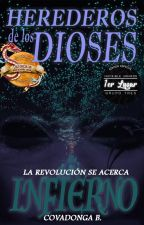 Herederos de los dioses: Infierno by Poisonganger