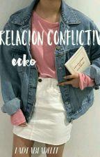relación conflictiva ;  ecko by ladiabladelit