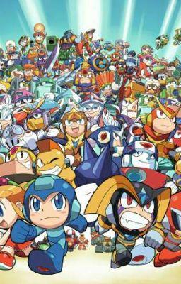Megaman | Robot Masters X Reader Oneshots - Safe and Sound