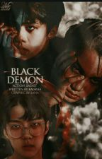 Black Demon by kaisraa