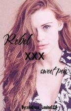 rebel >> sweat pea by BasicVoidChick
