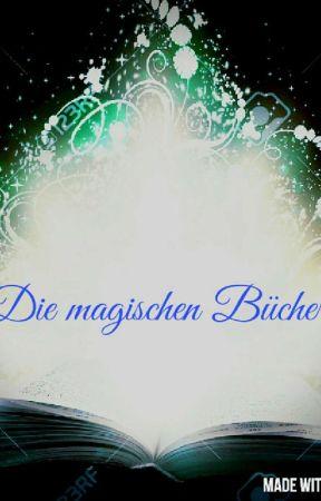 Die magischen Bücher (RPG) by sonsonsja00