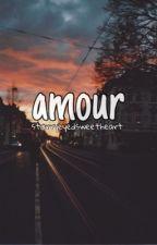 Amour | Timothée Chalamet by starryeyedsweetheart