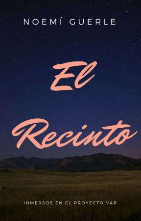EL RECINTO. [Inspirada en TMR] by ItsNoemo