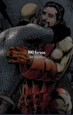 100 besos  Stony   SuperFamily  by Just_DustNBones