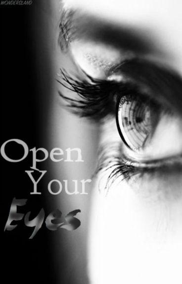 Open Your Eyes \\ TeenWolf