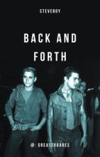 Steve X Ponyboy by greaserbabes