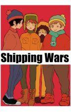 Shipping Wars by caffeinetea