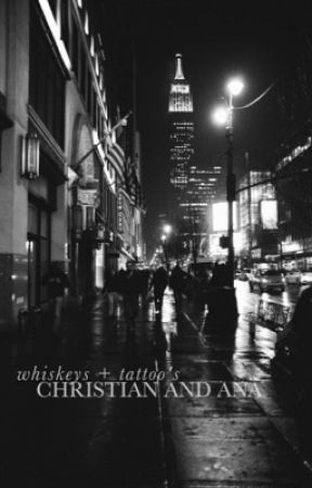 Christian and Ana: Short stories. by 80sdakota
