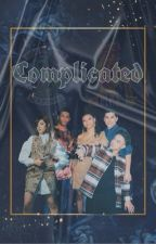 Complicated《Cesar Diaz》{ON MY BLOCK} OH by parkgomezfics