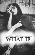 WHAT IF     Somi ▫ Jungkook  (Hiatus) by chanishere
