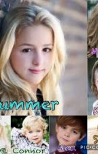 Summer Cullen-James by Archerslabrinth15