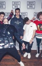 Truth or Dare •  Why Don't We by wdwluvz