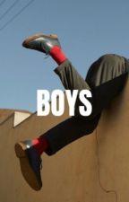Boys  ( b×b )   by exmaa_