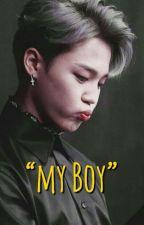 My Boy -Park JiMin y tu- by akmu-soo-kyoko