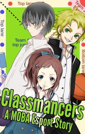 Classmancers - A MOBA Esport Story by DarkClaymore