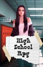High School rpg  by Kjuutee