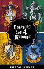 Le Concours des 4 Maisons by KethyNB