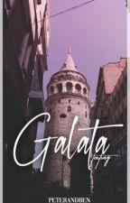 Galata || texting by dilanduymaz