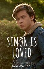 Simon is Loved by DevinVann101