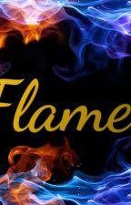 Flames by Gwen A. Caleigh by gwen_a_caleigh