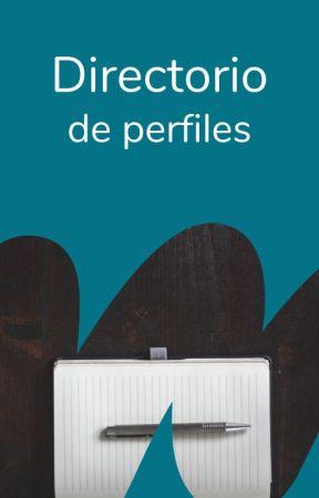 Directorio de Perfiles by FantasiaES