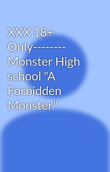 Monster high xxx
