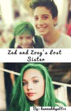 Zed and Zoey's Lost Sister (ZOMBIES) by hannahhyatt14