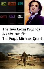 The Two Crazy Psychos- A Cake Fanfiction by 69SeptiPlierPie79