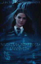 Nuestras Pelirrojas Favoritas {Scorose y James Sirius Potter}  by _lectora_compulsivaa