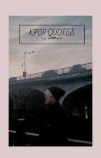 KPOP IDÉZETEK 🇰🇷 by kimlauuraa