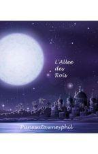 L'Allée des Rois by Punxsutawneyphil