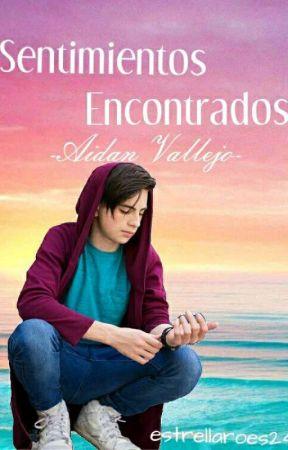 Sentimientos Encontrados.  // Aidan Vallejo.  by estrellaroes24