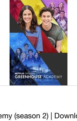 Greenhouse Academy Daniel And Hayley Ahhhhh