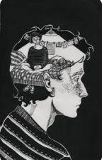 Locked in my mind by julietadesouzarocha