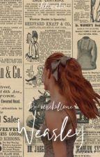 Die verschollene Weasley by Linchen_03