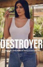 destroyer [2] - Nate Maloley by baezela