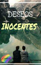 """""""Deseos inocentes"""" [yaoi/gay] by Liezelev"""