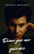 Dime que me quieres ~ Shawn Mendes by hollmendes