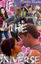 If the Universe?~(Isabella and Josh) Josabella-A-Rooney (Liv and Maddie Fanfic!) by EmyRoseMusicalArt