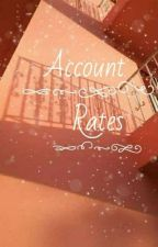 ✧ Account Rates ✧ Open by K-Rates