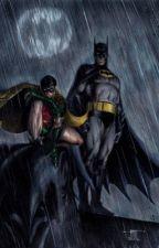Blue robin (Percy Jackson batman crossover) Book one by rastasberry