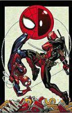 DEAD VS SPIDER (DEADPOOL X READER X SPIDERMAN) by TGDBFT