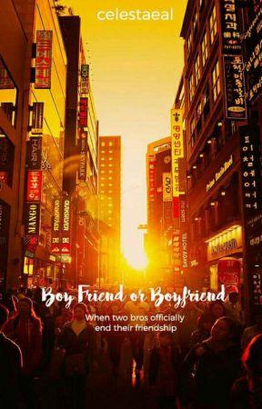 Boy Friend or Boyfriend by Celestaeall