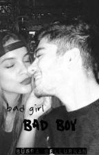 Bad Boy & Bad Girl by Hazzakapkek