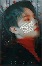 hanahaki disease ; luwoo by zzhong